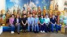 Группа иностранных туристов из Китая 28.08.2018г